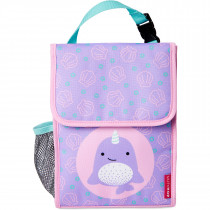 Zoo Lunch Bag- Narwhal