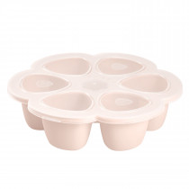 Silicone Multiportions 6 x 90ml - Pink
