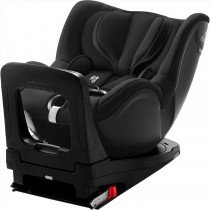 Britax Römer DUALFIX i-SIZE Baby Car Seat, From Birth to 4 years, Group 01 - Cosmos Black