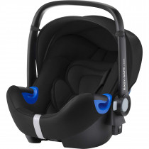 Britax Römer  BABY-SAFE² i-Size BR-Baby Car Seat, From Birth to 15 Months, Group 0+ - Cosmos Black