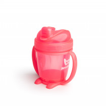 Sippy Cup 140ml/ 4.7oz Coral