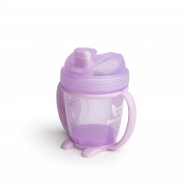 Sippy Cup 140ml/ 4.7oz Purple