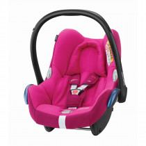 Cabriofix Car Seat Frequency Pink