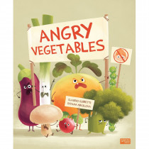 Picture Book-Angry Vegetables