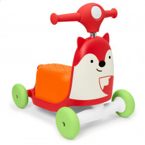 Zoo Ride-On Toy - Fox