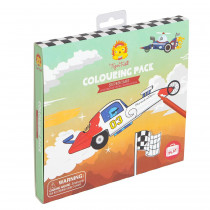 Colouring Pack - Supercars