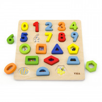 Block Puzzle - Shapes & Numbers