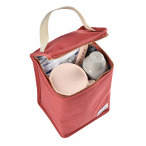 Isothermal Meal Pouch -Terracota
