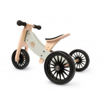 2-in-1 Tiny Tot PLUS Tricycle & Balance Bike - Silver Sage