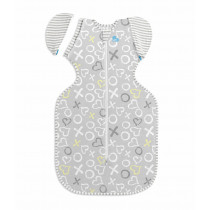 Swaddle UP T/Bag Bamboo LITE White XL