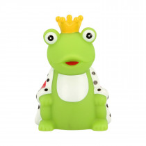 Bath Toy-Frog King with Cape - Green