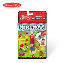 Water Wow - Sports Water Reveal Pad