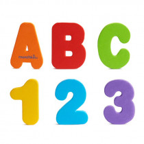 Learn Bath Letters and Numbers (Boy)