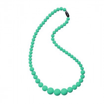 Nibbly Bits - BB Necklace Egyptian Teal