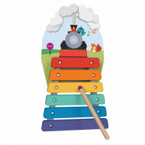 VertiPlay Wall Toy - Musical Rail Track