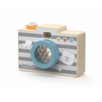 Toy Wooden Camera