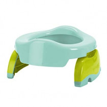 Potette Plus 2 in 1 - Teal/Lime