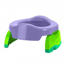 Potette Plus 2 in 1 - Lilac/Green