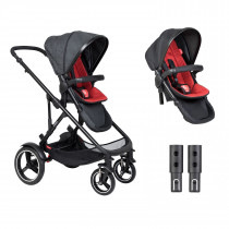 Voyager Buggy Double - Chilli