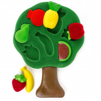 Soft Baby Educational Toy-3D Shape Sorter Fruits