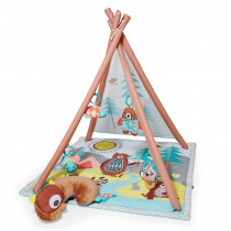 Camping Cubs Activity Gym