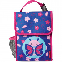 Zoo Lunch Bag- Butterfly