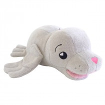 Charlotte the Seal -Baby Bath Toy and Sponge