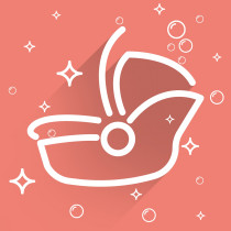 Sparkle VIP for Car Seat - Infant Capsule