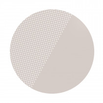 SPOTTED Clean Wean Mats - CLAY