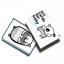 Pets Collection Art Cards for Baby