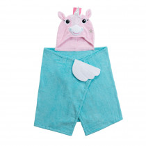 Hooded Towel - Allie the Alicorn
