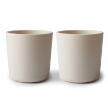 Dinnerware Cup Set of 2 - Ivory