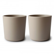 Dinnerware Cup Set of 2 - Vanilla
