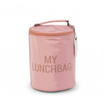 My Lunch Bag Pink Copper