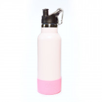 Stainless Steel Bottle 500ml - Pink