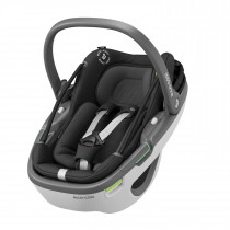 Coral Car Seat Essential Black