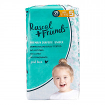 Rascals + Friends Nappies Walker (13-18KG - 39PK)