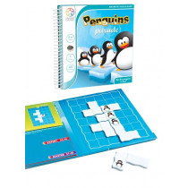 Penguins Parade Magnetic Travel Game