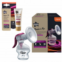 Tommee Tippee Made for Me Breast Feeding Combo -10
