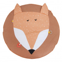 Activity Mat - Mr. Fox