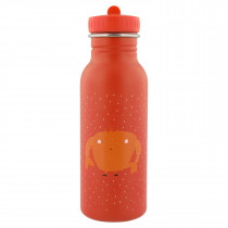 Stainless Steel Bottle (500ml) - Mrs. Crab