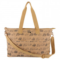 Mommy tote diaper bag - Silly Sloth