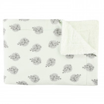 Fleece Blanket (75cm x 100cm) - Blowfish