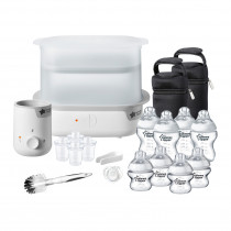 Closer to Nature   Complete Feeding Kit - White