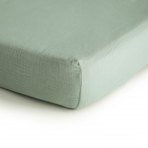 Crib Sheet - ROMAN GREEN