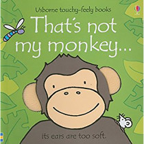 "كتاب ""That's Not My Monkey"" المصوّر"