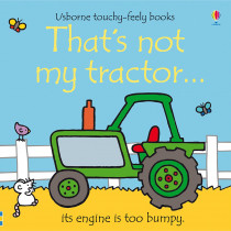 "كتاب ""That's Not My Tractor"" المصوّر"