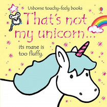 "كتاب ""That's Not My Unicorn"" المصوّر"