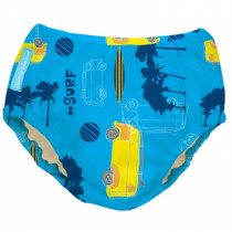 2in1 Swim Diaper & Training Pants Diva Malibu