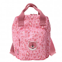 Backpack Leopard Print